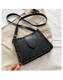 Τσάντα - κώδ. B117 - μαύρο