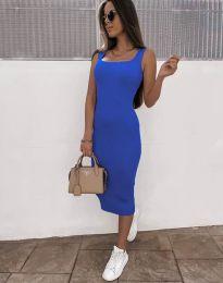 Φόρεμα - κώδ. 5964 - μπλε