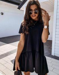 Φόρεμα - κώδ. 4465 - μαύρο