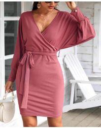 Φόρεμα - κώδ. 1197 - πούδρα