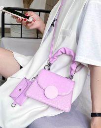 Τσάντα - κώδ. B427 - ροζ