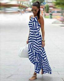 Φόρεμα - κώδ. 2903 - 3 - πολύχρωμο