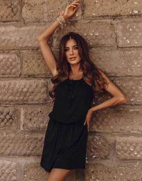 Φόρεμα - κώδ. 8399 - μαύρο