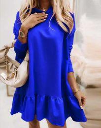 Φόρεμα - κώδ. 9376 - μπλε