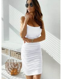 Φόρεμα - κώδ. 603 - λευκό