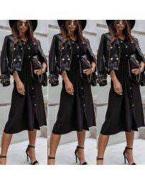 Φόρεμα - κώδ. 1510 - μαύρο