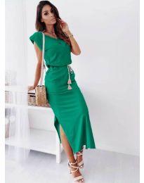 Φόρεμα - κώδ. 6622 - πράσινο