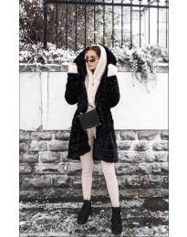Παλτό - κώδ. 279 - μαύρο