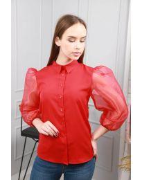 Μπλούζα - κώδ. 0633 - 4 - κόκκινο