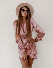 Φόρεμα - κώδ. 0659 - ροζ