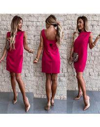 Φόρεμα - κώδ. 1156 - φουξια