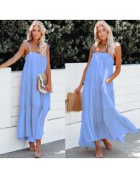 Φόρεμα - κώδ. 551 - γαλάζιο