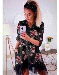 Φόρεμα - κώδ. 422 - μαύρο