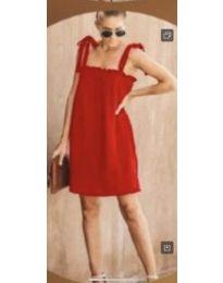 Φόρεμα - κώδ. 482 - κόκκινο