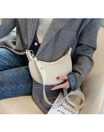 Τσάντα - κώδ. B156 - λευκό
