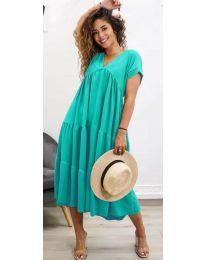 Φόρεμα - κώδ. 4475 - μέντα
