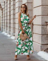 Φόρεμα - κώδ. 2964 - πολύχρωμο