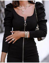 Φόρεμα - κώδ. 2067 - 1 - μαύρο