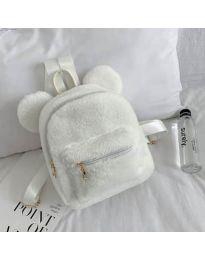 Τσάντα - κώδ. B54 - λευκό