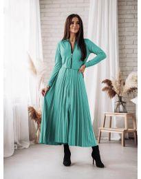 Φόρεμα - κώδ. 1544 - τυρκουάζ