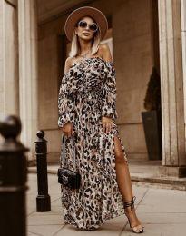 Φόρεμα - κώδ. 2978 - πολύχρωμο