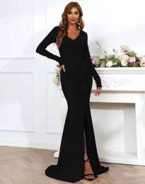 Φόρεμα - κώδ. 0574 - 1 - μαύρο