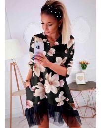 Φόρεμα - κώδ. 599 - μαύρο