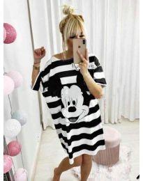 Φόρεμα - κώδ. 517 - μαύρο