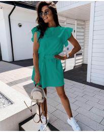 Φόρεμα - κώδ. 0071 - πράσινο