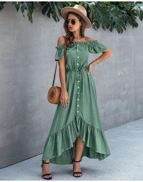 Φόρεμα - κώδ. 564 - πράσινο