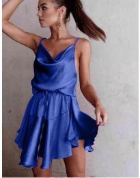 Φόρεμα - κώδ. 660 - μπλε