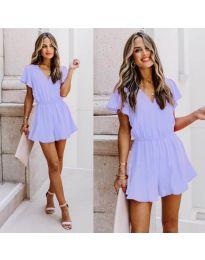 Φόρεμα - κώδ. 674 - μωβ
