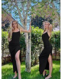 Φόρεμα - κώδ. 7858 - μαύρο