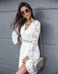 Φόρεμα - κώδ. 6239 - λευκό