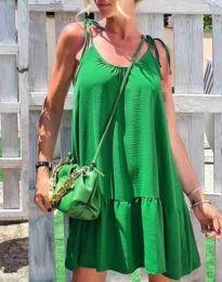 Φόρεμα - κώδ. 6589 - πράσινο