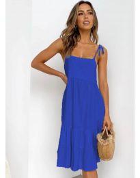 Φόρεμα - κώδ. 630 - μπλε
