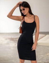 Φόρεμα - κώδ. 11794 - μαύρο