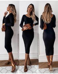 Φόρεμα - κώδ. 928 - μαύρο