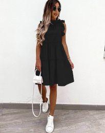 Φόρεμα - κώδ. 2663 - μαύρο