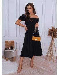 Φόρεμα - κώδ. 2117 - 2 - μαύρο