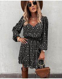 Φόρεμα - κώδ. 0366 - μαύρο