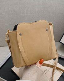 Τσάντα - κώδ. B454 - μπεζ