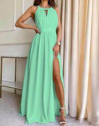 Φόρεμα - κώδ. 6787 - μέντα