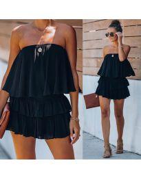 Φόρεμα - κώδ. 0489 - μαύρο