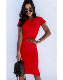 Φόρεμα - κώδ. 682 - κόκκινο