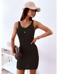 Φόρεμα - κώδ. 10088 - μαύρο