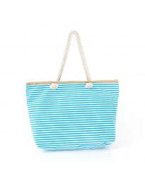 Τσάντα - κώδ. 4471 - γαλάζιο