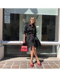 Φόρεμα - κώδ. 960 - μαύρο