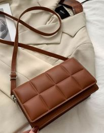 Τσάντα - κώδ. B447 - καφέ