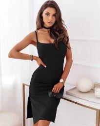 Φόρεμα - κώδ. 7783 - μαύρο